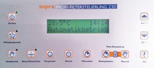 Profi Filtersteuerung